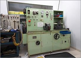 油圧機器倍力装置テスター
